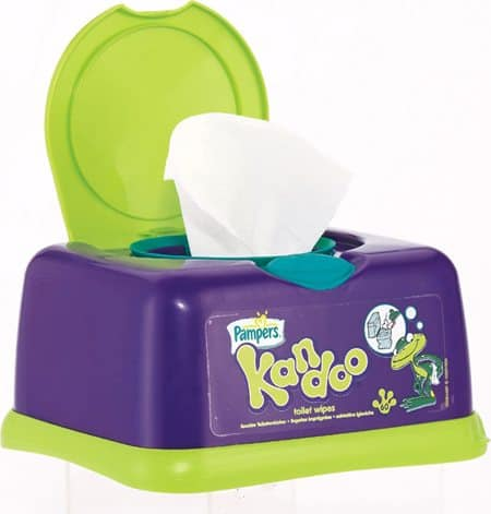 KandooWipes Printable Coupon