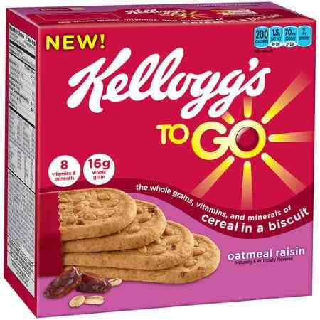 Kellogg's To GO Bars Printable Coupon