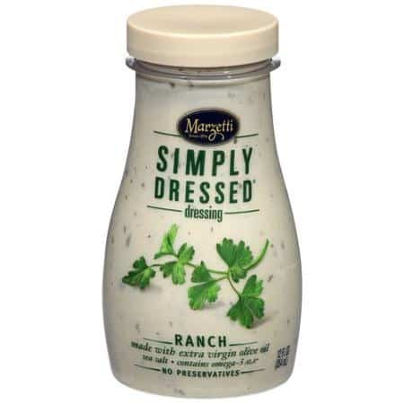Marzetti Simply Dressed Salad Dressing Printable Coupon