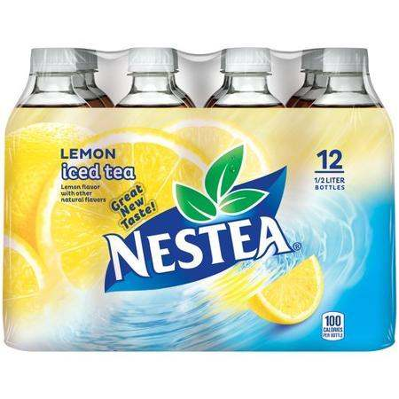 Nestea Iced Tea Printable Coupon