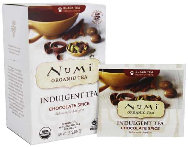 Numi Indulgent Tea