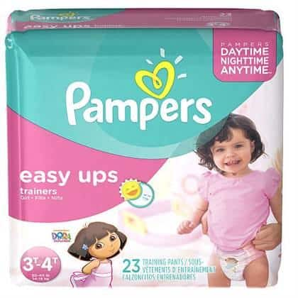 Pampers Easy Ups Printable Coupon