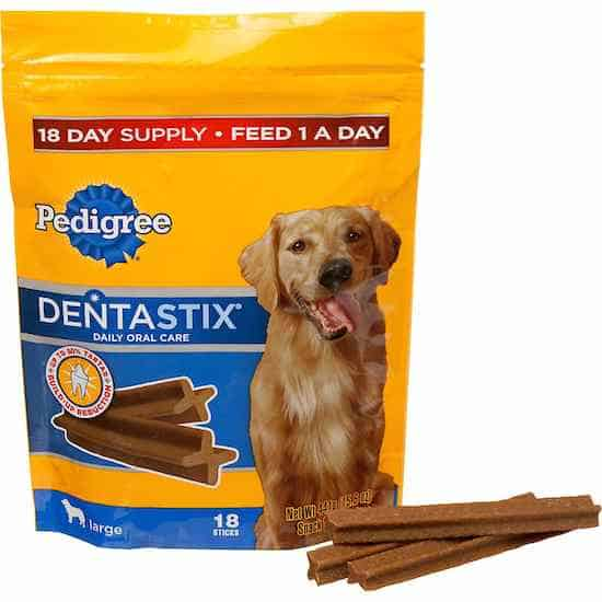 Pedigree Dentastix Printable Coupon