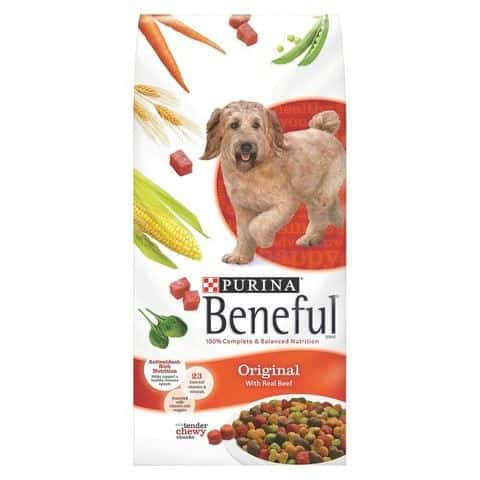 Purina Beneful Dog Food Printable Coupon