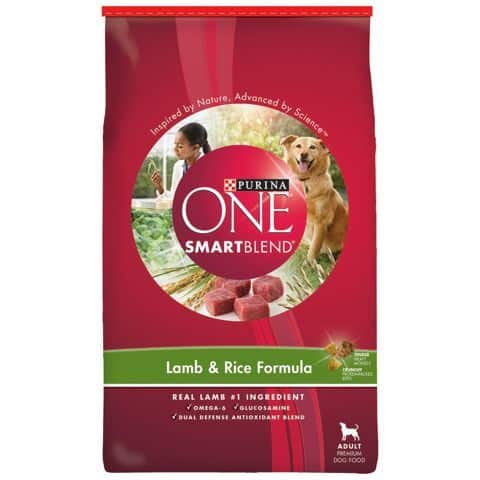 Purina One SmartBlend® Dry Dog Food Printable Coupon