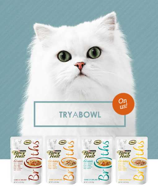 Purnia Fancy Feast Broths