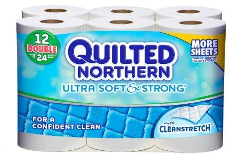 Quilted Northern 12 pk Printable Coupon
