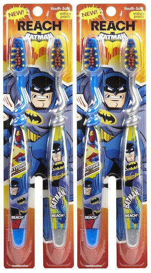 REACH Kids Toothbrushes Printable Coupon
