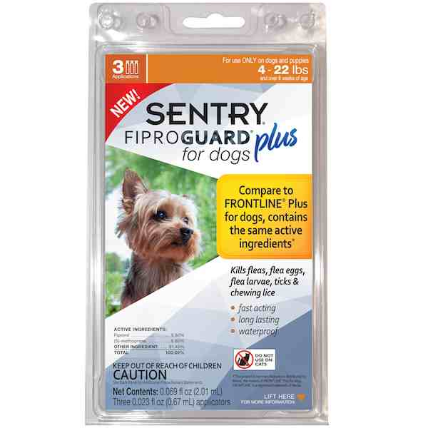 Sentry Fiproguard Plus Printable Coupon