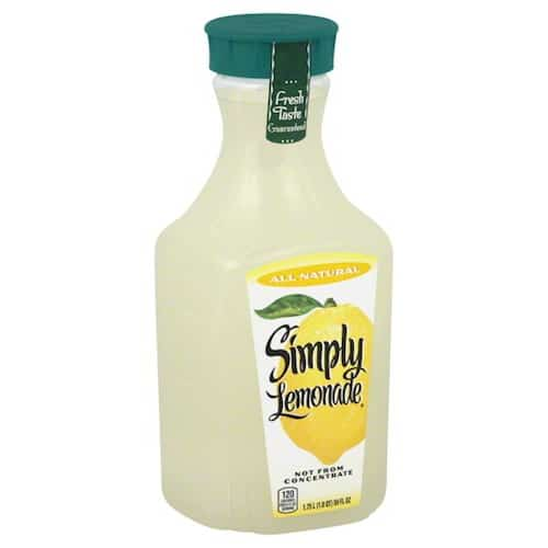 Simply Lemonade Printable Coupon