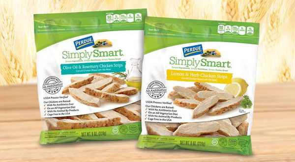 Simply Smart Chicken Printable Coupon