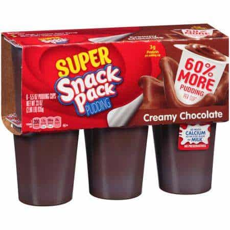Super Snack Pack Pudding Printable Coupon