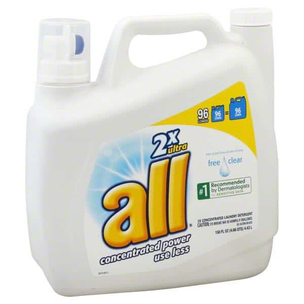All Laundry Detergent 150ozPrintable Coupon
