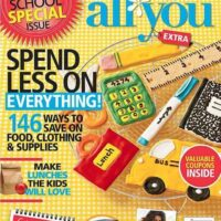 $1.00 off the June issue of All You Printable Coupon