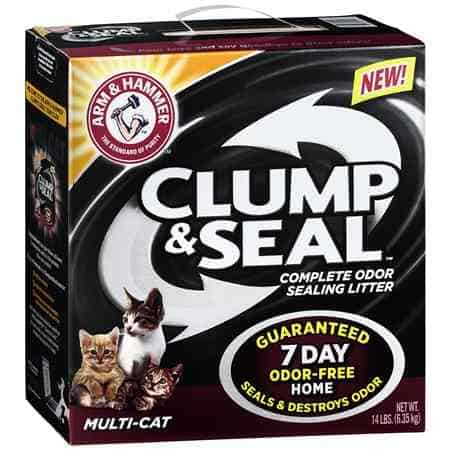 Arm & Hammer Clump and Seal Cat Litter Printable Coupon
