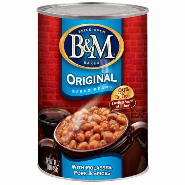 B&M Baked Beans Printable Coupon