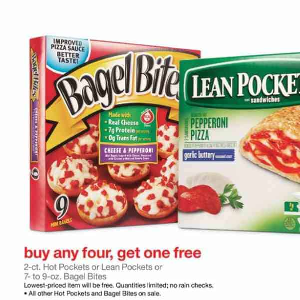 Bagel Bites Printable Coupon