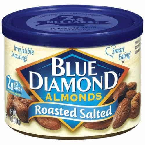 Blue Diamond Almonds Printable Coupon