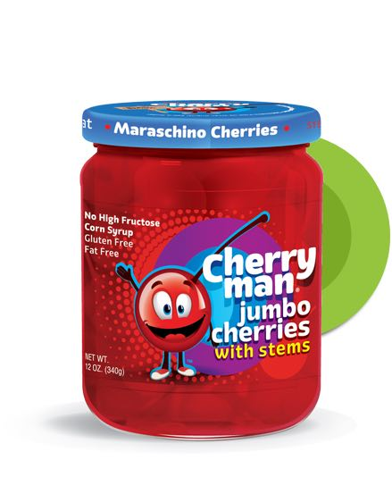 Cherryman Cherries Printable Coupon