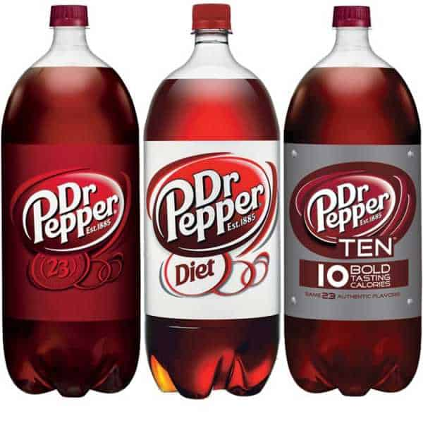 Dr Pepper Printable Coupon