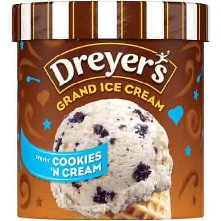 Dreyer's Ice Cream Printable Coupon