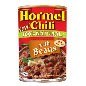 Hormel Natural Chili Printable Coupon