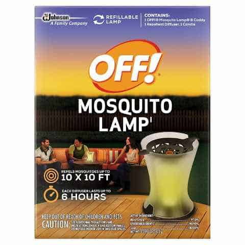 Off! Mosquito Lamp Starter Kit Printable Coupon