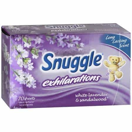 Snuggle Exhilarations Fabric Softener Printable Coupon