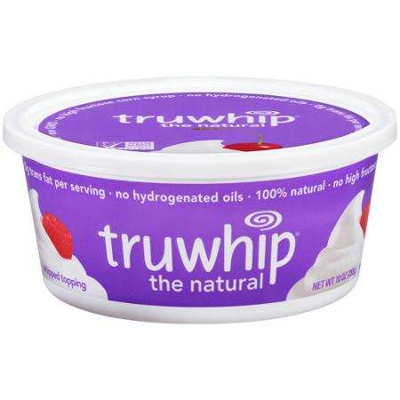 Truwhip Printable Coupon