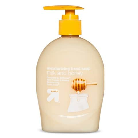 Up & Up Milk and Honey Moisturizing Hand Soap Printable Coupon