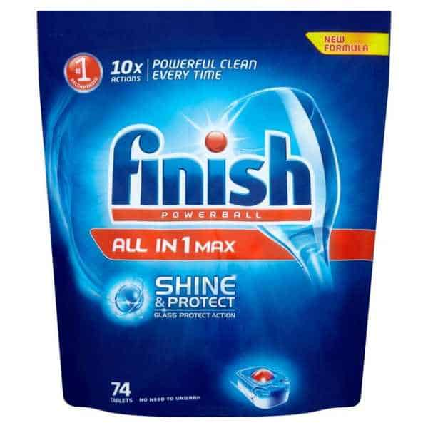 Finish Dishwasher Detergent Printable Coupon