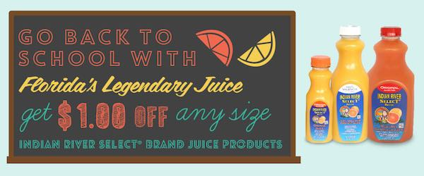 Indian River Juice Printable Coupon