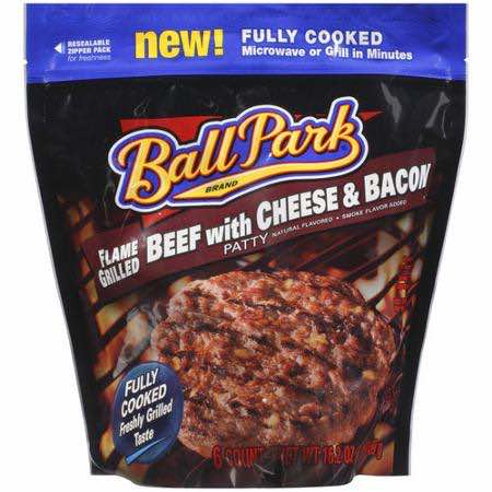 Ball Park Frozen Grilled Patty Printable Coupon