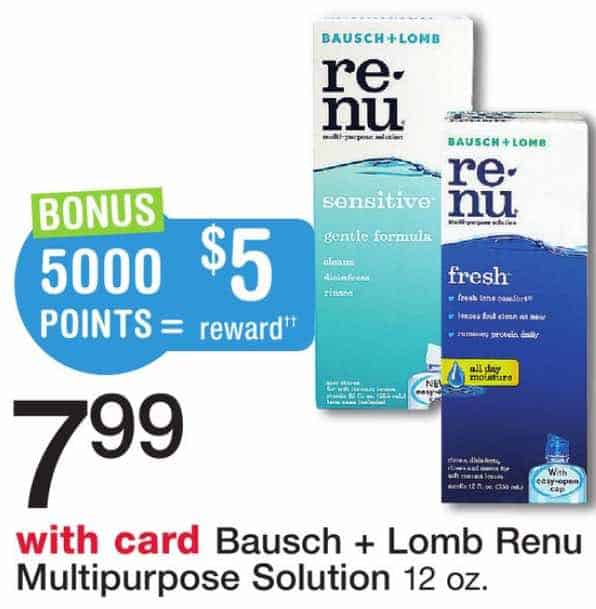 Bausch and lomb canada coupons