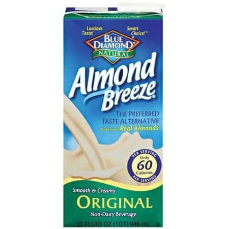 Blue Diamond Almond Milk Printable Coupon
