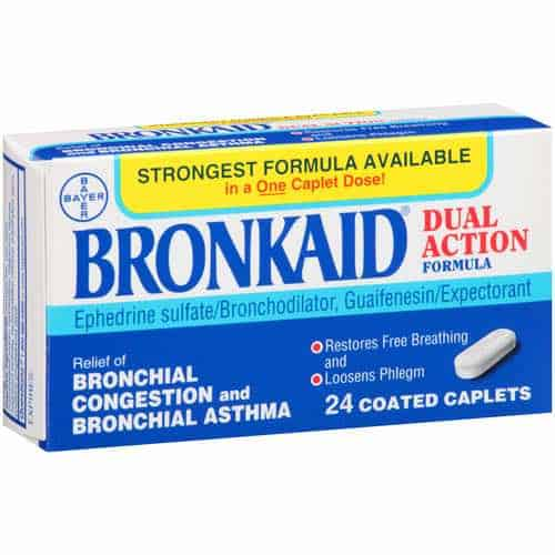Bronkaid Printable Coupon