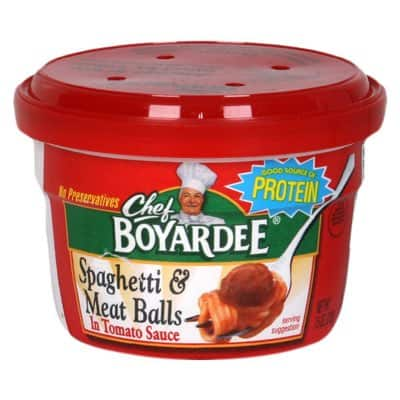 Chef Boyardee Printable Coupon