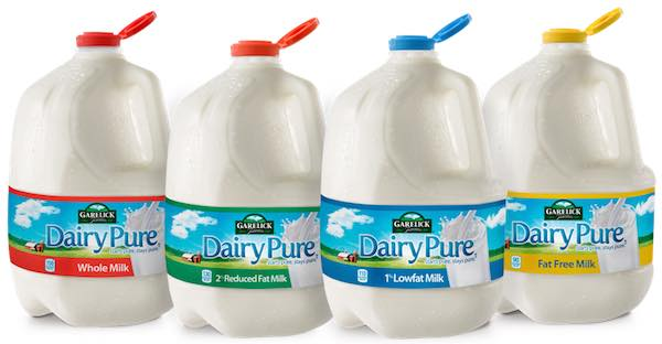 Dairy Pure Milk Printable Coupon