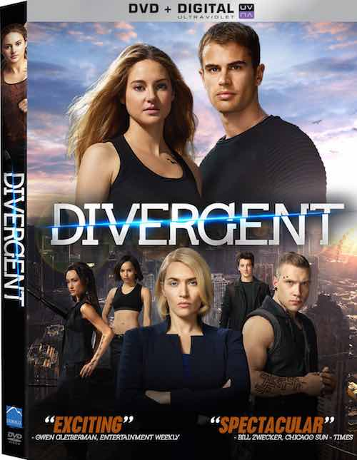 Divergent DVD Printable Coupon