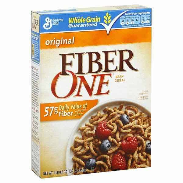 Fiber One Cereal Printable Coupon