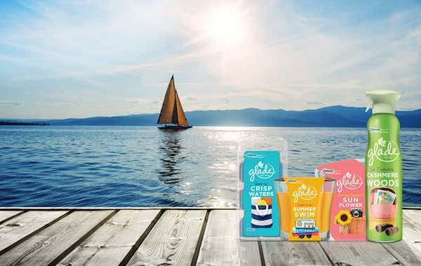 Glade Escape to the lake Printable Coupon
