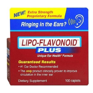 Lipo-Flavonoid Plus Ear Care Product Printable Coupon