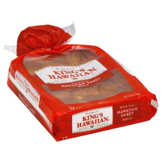 King's Hawaiian Rolls Printable Coupon