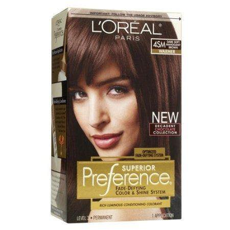 L'Oreal Paris Preference haircolor Printable Coupon