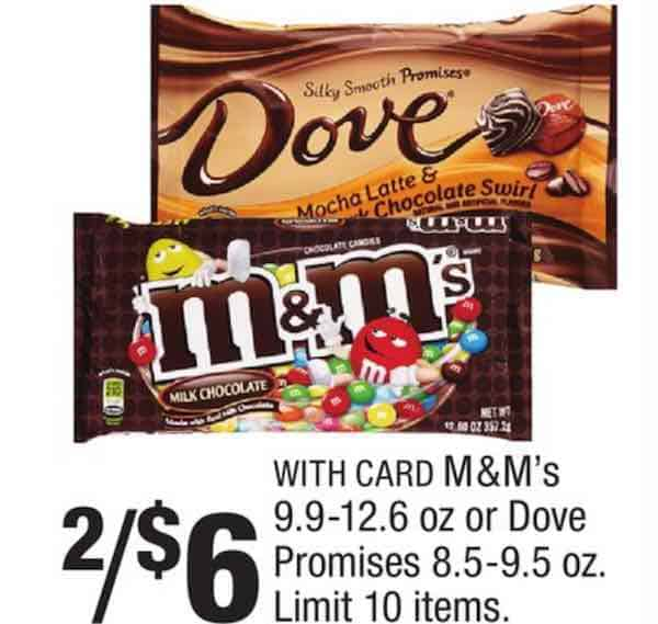 M&M's Candies Printable Coupon