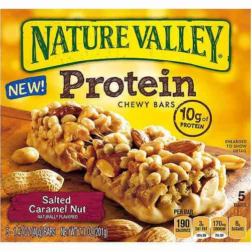 Nature Valley Protein Bars Printable Coupon