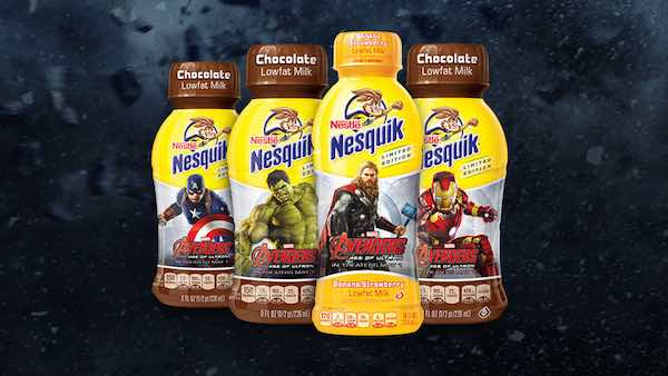 nestle quik chocolate milk coupons