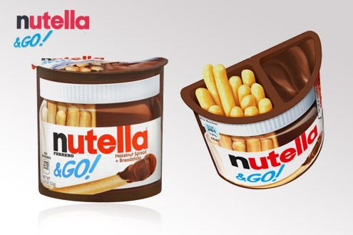 Nutella & Go Printable Coupon