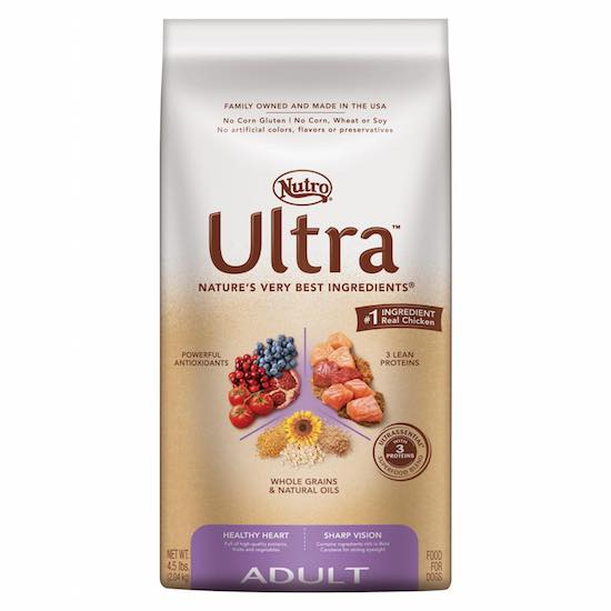 Nutro Dog Food Printable Coupon