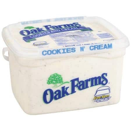 Oak Farms Ice Cream Printable Coupon